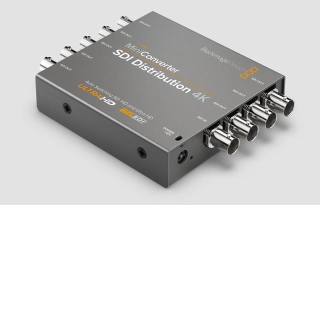 Blackmagic Design/Mini Converter - SDI Distribution 4K