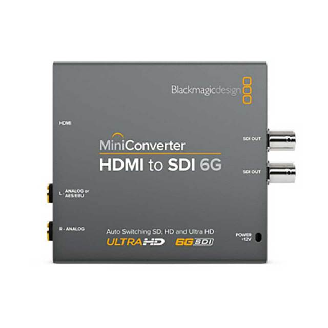 Blackmagic Design/Mini Converter - HDMI to SDI 6G