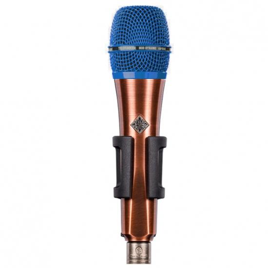 TELEFUNKEN Elektroakustik/M80 Copper & ブルーグリル