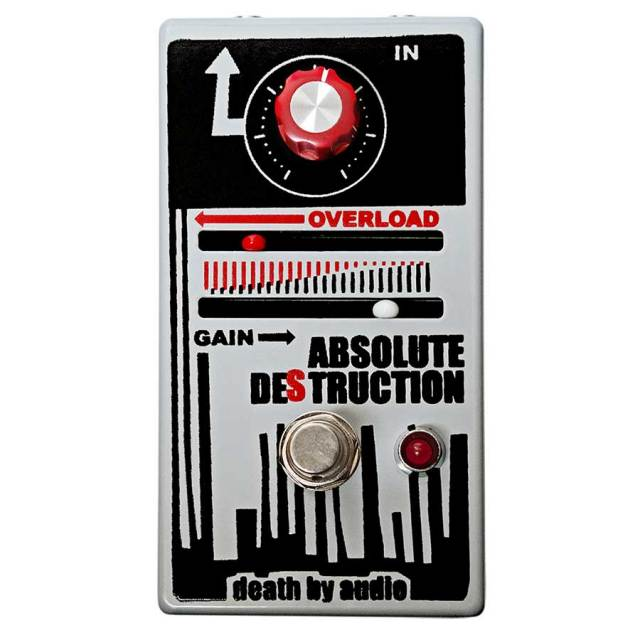 Death by Audio/ABSOLUTE DESTRUCION