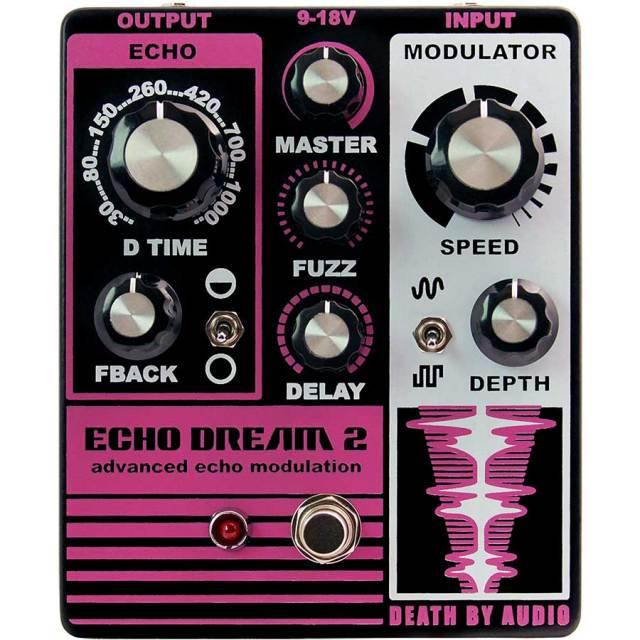 Death by Audio/ECHO DREAM 2