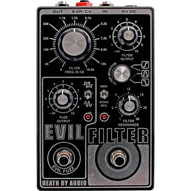 Death by Audio/EVIL FILTER