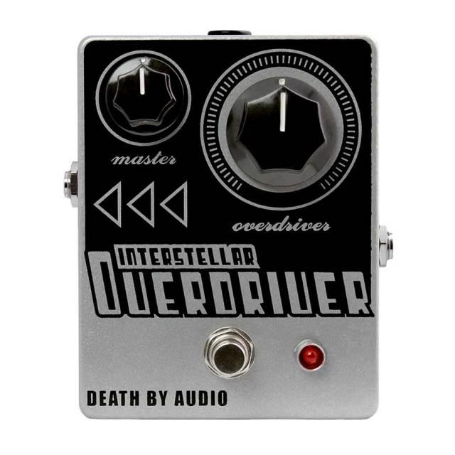 Death by Audio/INTERSTELLAR OVERDRIVER
