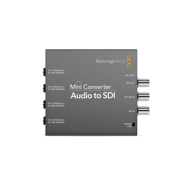Blackmagic Design/Mini Converter - Audio to SDI
