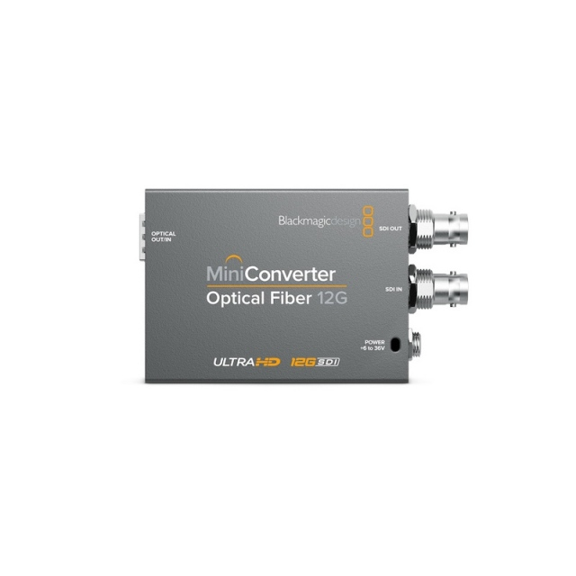 Blackmagic Design/Mini Converter - Optical Fiber 12G