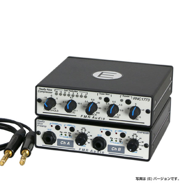 FMR Audio/Really Nice Tracking Combo