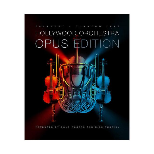 EASTWEST/Hollywood Orchestra Opus Edition Gold Edition【オンライン納品】【~5/20期間限定特価キャンペーン】