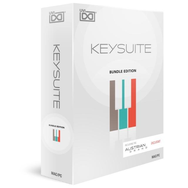 UVI/Key Suite Bundle Edition【オンライン納品】