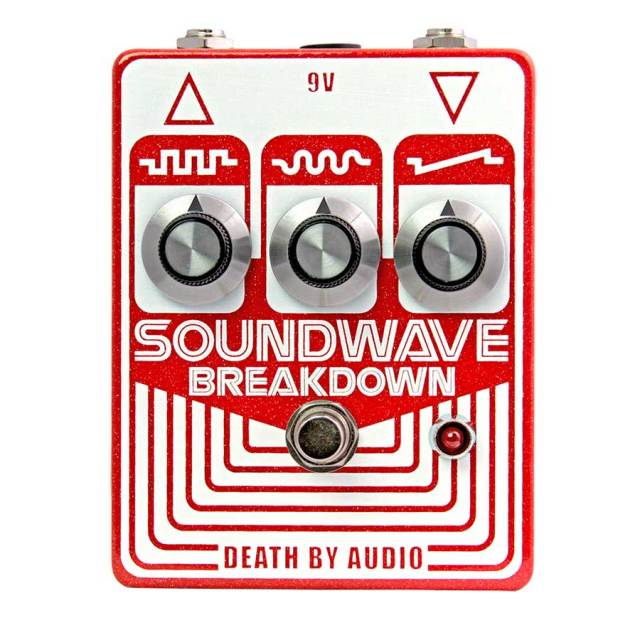 Death by Audio/SOUNDWAVE BREAKDOWN