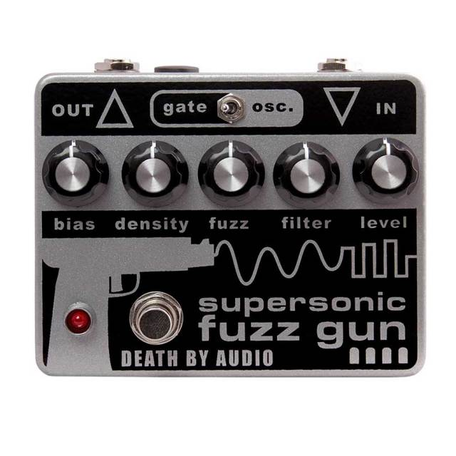 Death by Audio/SUPERSONIC FUZZ GUN