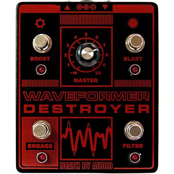 Death by Audio/WAVEFORMER DESTROYER