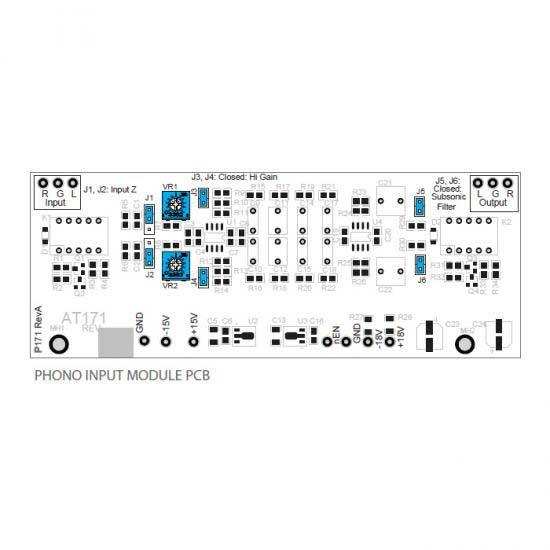 GRACE design/m905/m908 Phono Preamp Option