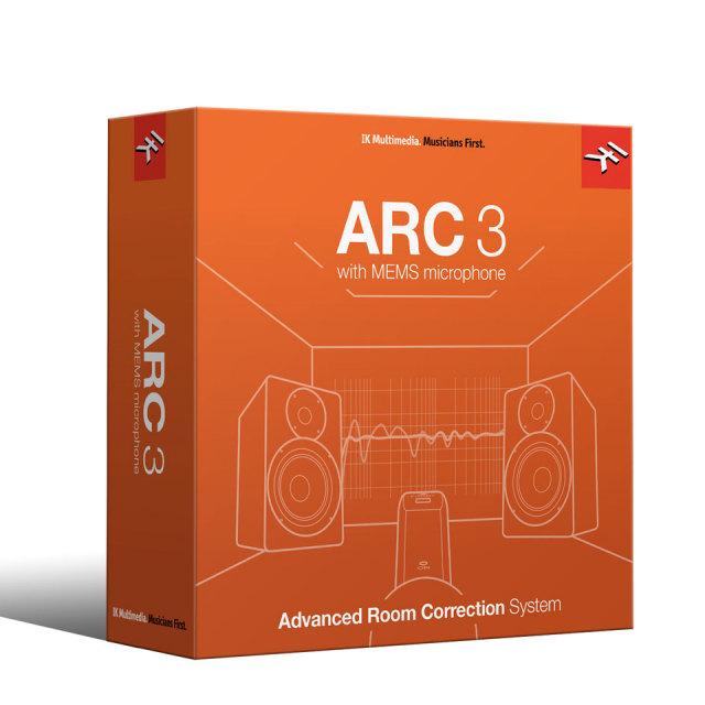 IK Multimedia/ARC System 3【パッケージ版】【7月発売予定】