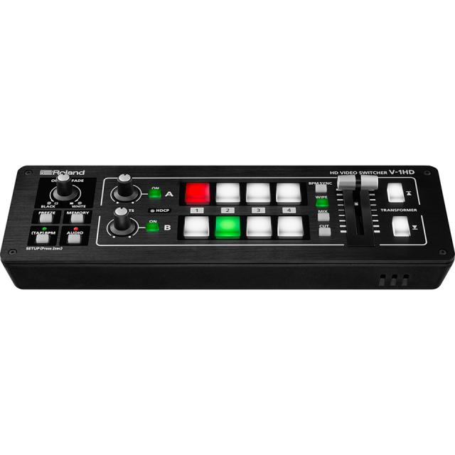 Roland/V-1HD HD VIDEO SWITCHER【大幅価格改定】【在庫あり】