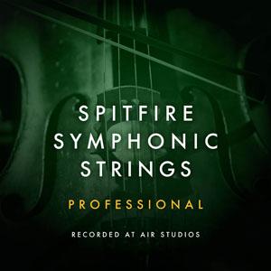 SPITFIRE AUDIO/SPITFIRE SYMPHONIC STRINGS PROFESSIONAL【~5/30 期間限定特価キャンペーン】【オンライン納品】