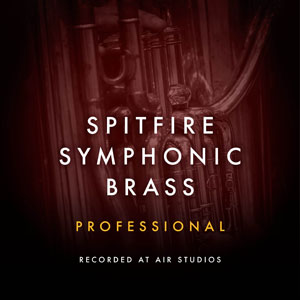 SPITFIRE AUDIO/SPITFIRE SYMPHONIC BRASS PROFESSIONAL【~5/30 期間限定特価キャンペーン】【オンライン納品】