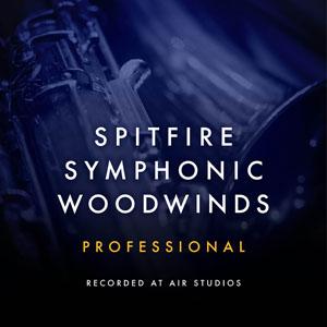 SPITFIRE AUDIO/SPITFIRE SYMPHONIC WOODWINDS PROFESSIONAL【~5/30 期間限定特価キャンペーン】【オンライン納品】