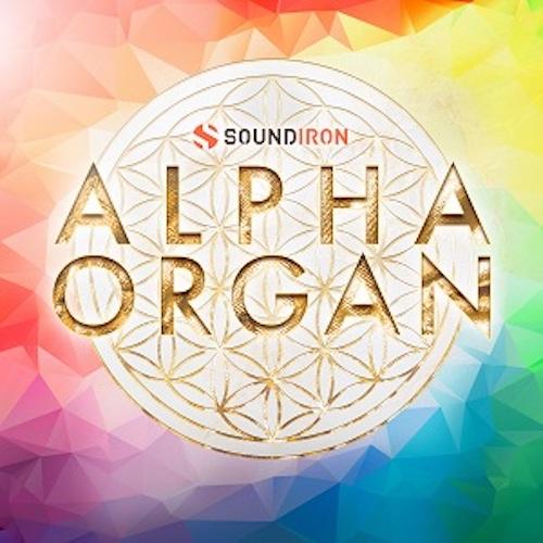 SOUNDIRON/ALPHA ORGAN【オンライン納品】【在庫あり】