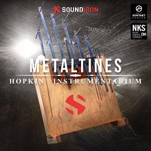 SOUNDIRON/HOPKIN INSTRUMENTARIUM : METALTINES【オンライン納品】【在庫あり】