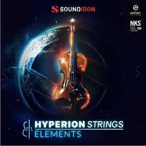 SOUNDIRON/HYPERION STRINGS ELEMENTS【オンライン納品】【在庫あり】