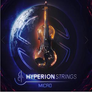 SOUNDIRON/HYPERION STRINGS MICRO【オンライン納品】【在庫あり】