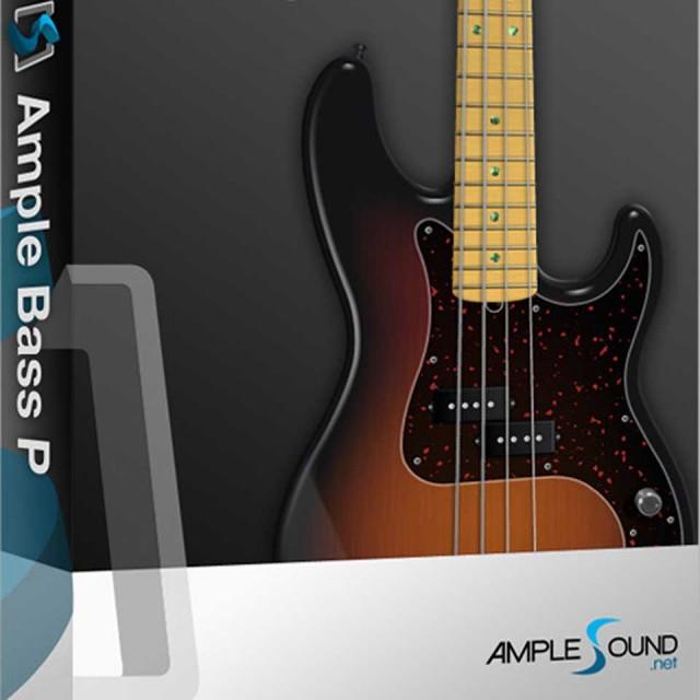 AMPLE SOUND/AMPLE BASS P 2【オンライン納品】【在庫あり】