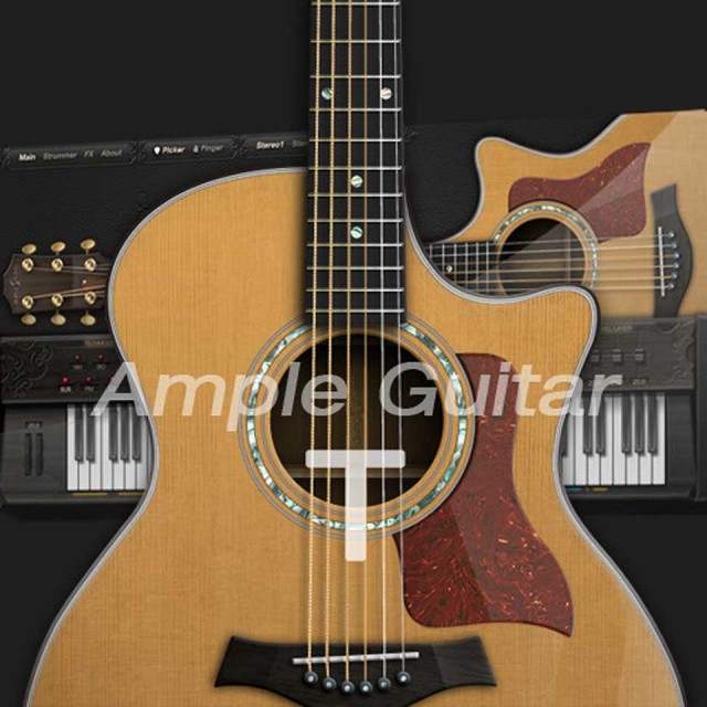 AMPLE SOUND/AMPLE GUITAR T III【オンライン納品】
