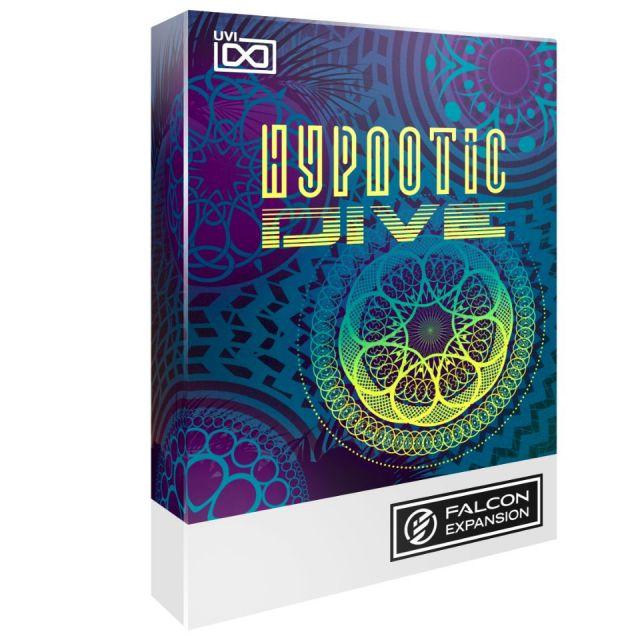 UVI/Hypnotic Dive for Falcon 2【オンライン納品】