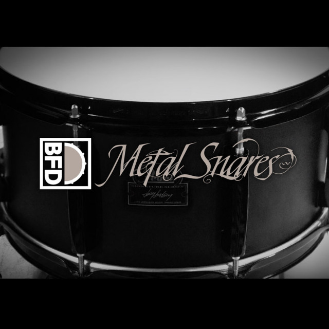 FXPansion/BFD3 Expansion Pack: Metal Snares【オンライン納品】【BFD拡張】