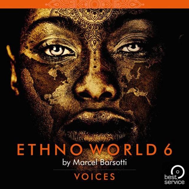 Best Service/ETHNO WORLD 6 VOICES【ダウンロード版】【オンライン納品】【在庫あり】
