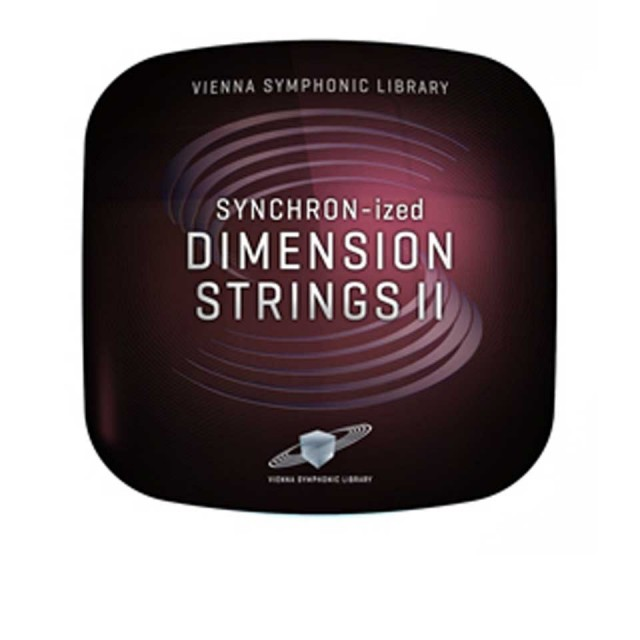 Vienna Symphonic Library/SYNCHRON-IZED DIMENSION STRINGS 2 / SHOP