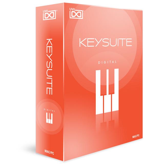 UVI/Key Suite Digital【オンライン納品】【在庫あり】
