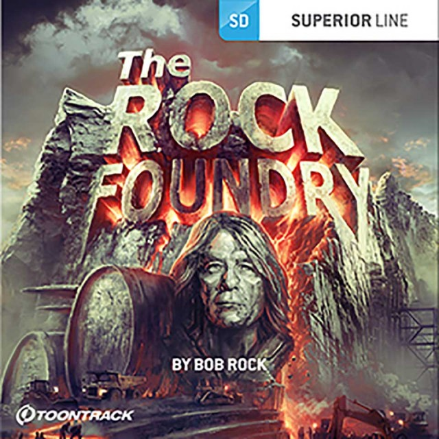 TOONTRACK/SDX - THE ROCK FOUNDRY