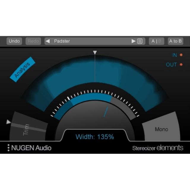 Nugen Audio/Stereoizer Elements【オンライン納品】