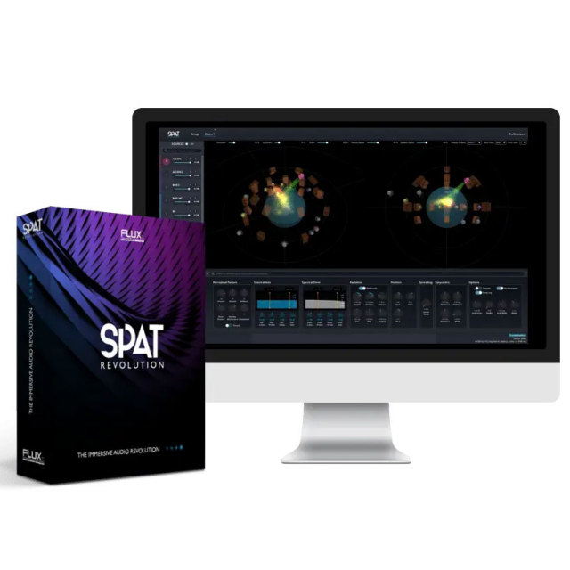 Flux::/Spat Revolution Essential【オンライン納品】