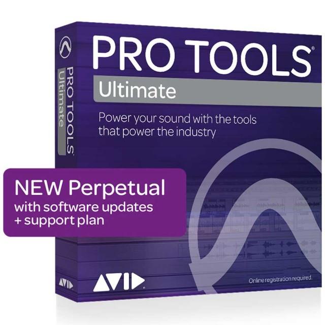 Avid/Pro Tools | Ultimate【新規永続ライセンス】【在庫あり】【オンライン納品】