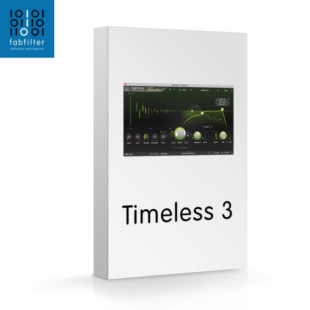 FabFilter/FabFilter Timeless 3【オンライン納品】