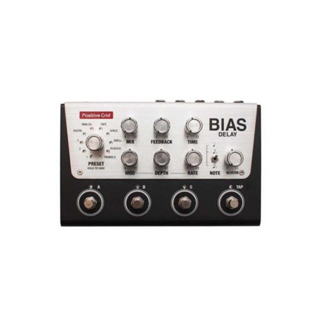 Positive Grid/BIAS Delay【バイアス】【ディレイ】