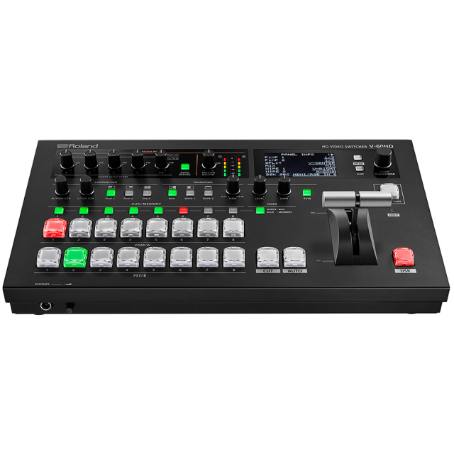 Roland/V-60HD HD VIDEO SWITCHER