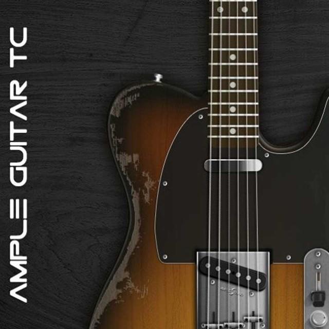 AMPLE SOUND/AMPLE GUITAR TC II【期間限定キャンペーン】【オンライン納品】【在庫あり】