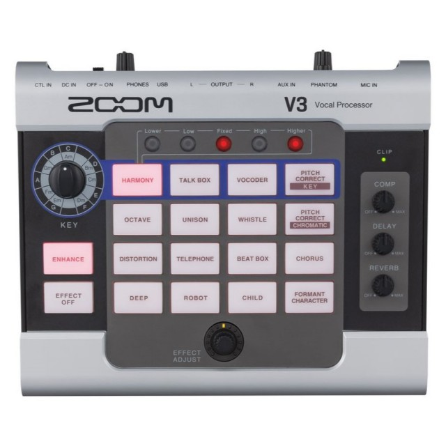 ZOOM/V3【在庫あり】【2108R1】