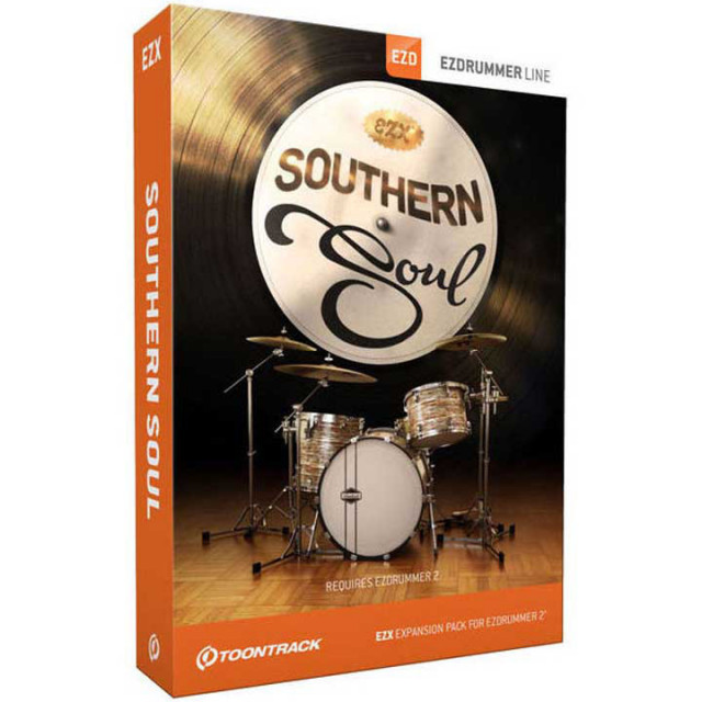 TOONTRACK/EZX SOUTHERN SOUL