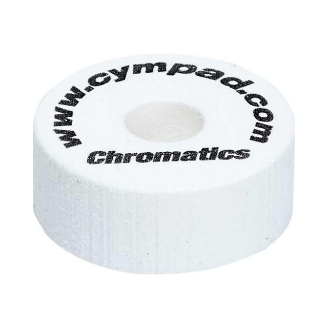 CYMPAD/クロマティクス 40mm x 15mm 5個セット  ホワイト  N13802469