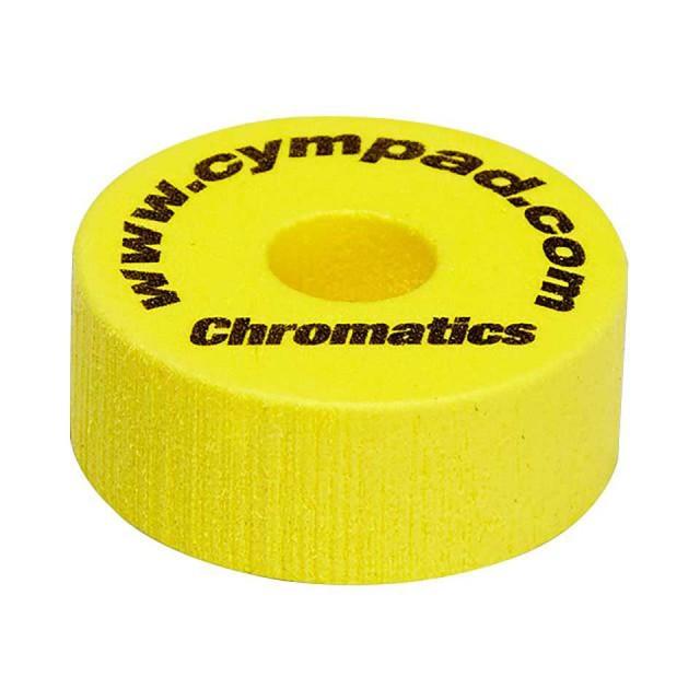 CYMPAD/クロマティクス 40mm x 15mm 5個セット イエロー  N13802471