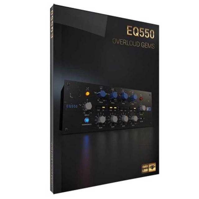 OVERLOUD/EQ 550【~11/30 期間限定特価キャンペーン】【オンライン納品】