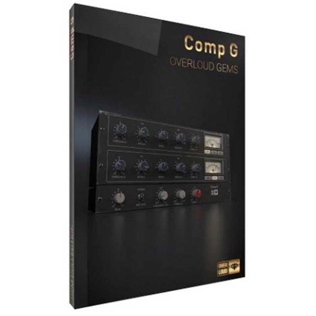 OVERLOUD/COMP G【~11/30 期間限定特価キャンペーン】【オンライン納品】