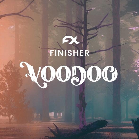 UJAM/FINISHER VOODOO【オンライン納品】【在庫あり】