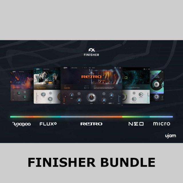 UJAM/FINISHER BUNDLE【オンライン納品】【在庫あり】