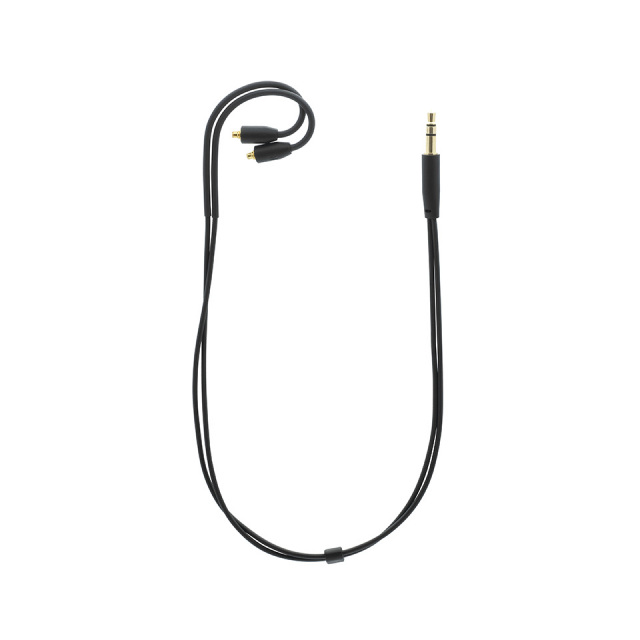 ADV./C2 MMCX Bluetoothレシーバー用ケーブル (38cm)【ADVC2MM-BLK】