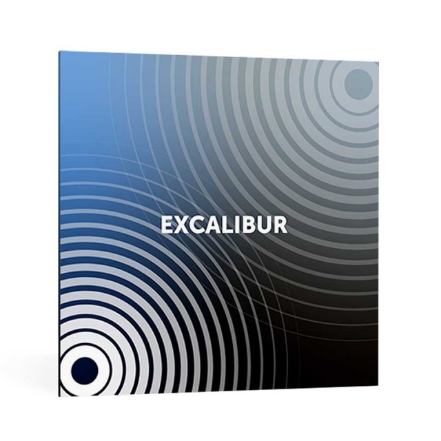 EXPONENTIAL AUDIO/EXCALIBUR【オンライン納品】